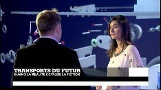 Transports du futur : quand la réalité dépasse la fiction - #Tech24