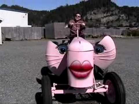 Lonna vs. Tim Hawkins Pink Tractor