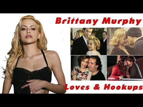 brittany murphy dating list