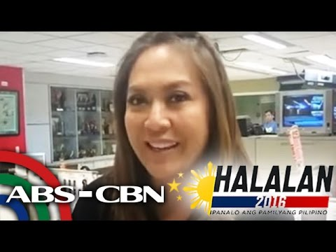 Karen Davila invites you to watch the last PiliPinas Debate