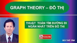 Graph theory: Tìm đường đi ngắn nhất giữa hai đỉnh của đồ thị