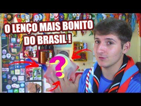 TOP 5 LENÇOS MAIS BONITOS ! | CANAL SAPS