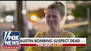 Austin serial bomber dead; kills self with explosives