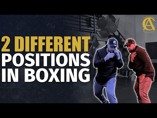 2 Different Boxing Positions Explained! [ Very Important Information ]