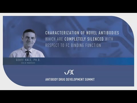 JAX Antibody Development Summit  - Geoff Hale