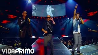 DON OMAR feat DADDY YANKEE : HASTA ABAJO REMIX @ HECHO EN PUERTO RICO thumbnail
