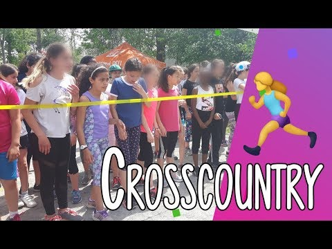 Crosscountry à l'école | Weekly vlog #32