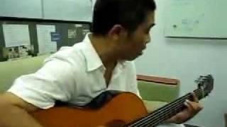 Sẻ trụi lông - guitar