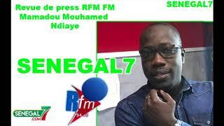Revue de Presse (Wolof) Rfm du Mercredi 03 Juillet 2019 Par Mamadou Mouhamed Ndiaye