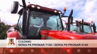 PRONAR Ciągniki P6 7150 P9 8140