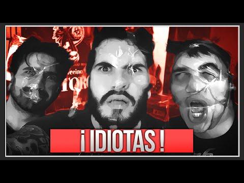 Travesuras e idiotas