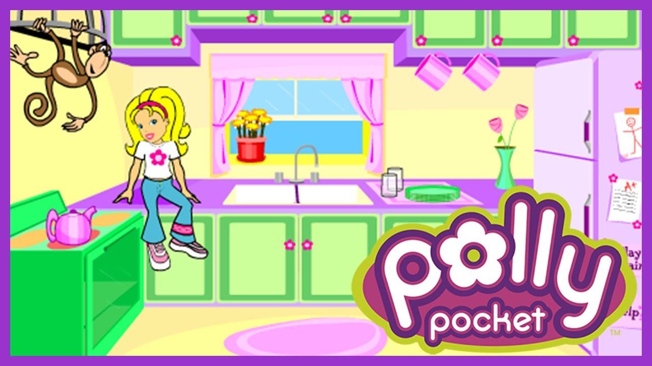 Polly Pocket - Divertidos juegos y actividades para niñas ...