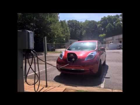FREE Solar Powered Electric Vehicle (EV) Charging