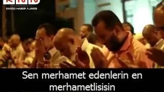Mısır'da kılınan namazdan sonra yapılan dua