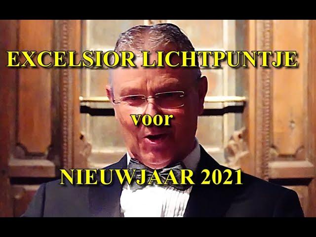 Excelsior lichtpuntje nieuwjaar 2021