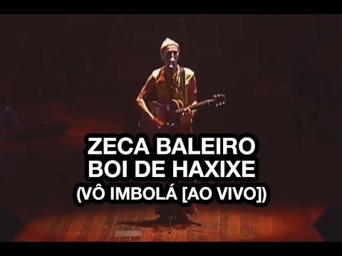 Zeca Baleiro - Boi de Haxixe (Vô Imbolá Ao Vivo)