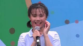Biệt đội phấn trắng tập 33 full: THPT Nguyễn Huệ - Tây Ninh quẫy hết mình bất chấp mưa gió