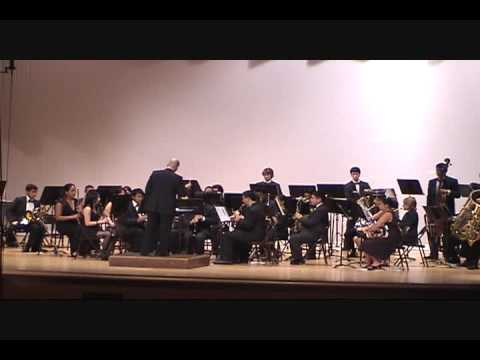 At Dawn They Slept - Mililani High School Symphonic Wind Ensemble 2009