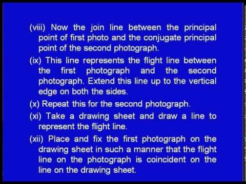 Mod-01 Lec 20 Stereoscopy-Basic concepts