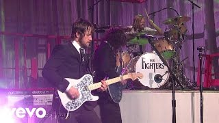 Music video by Foo Fighters performing My Hero (Live on Letterman)....