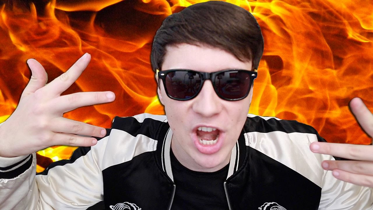Dan 39 s diss track roast yourself challenge on the hunt for Dan s