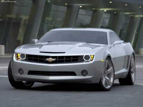2006 Chevy Camaro >> Chevrolet Camaro Concept 2006 Youtube