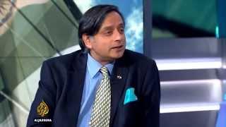 UpFront - Web extra: Shashi Tharoor on Kashmir
