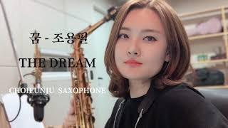 최은주 색소폰 - 꿈 (조용필)
