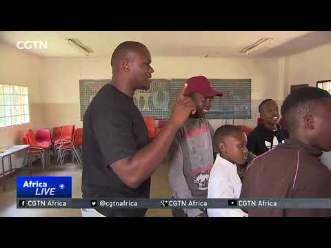 Initiative helps South Africa's children with challenges