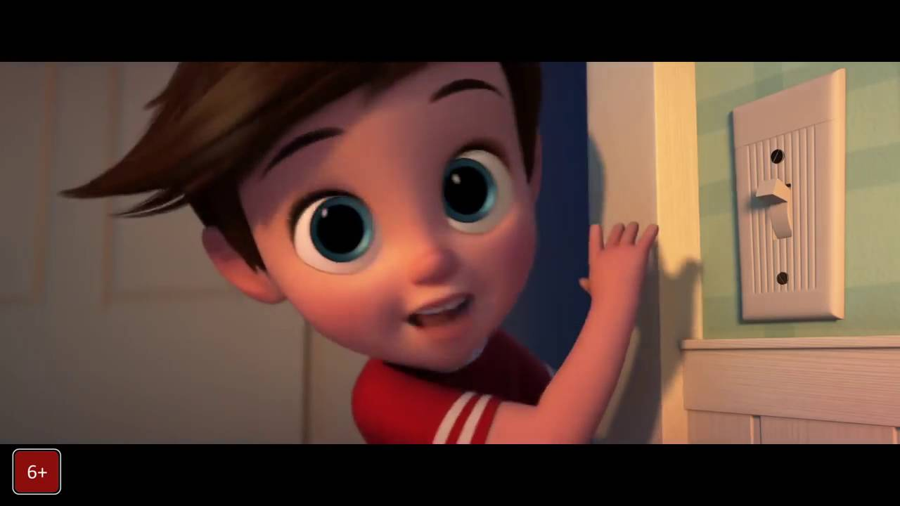 The Boss Baby 2017 Official Russian Trailer Youtube 720p