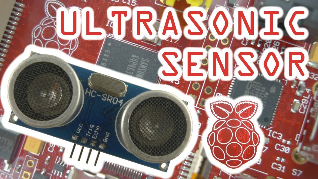 Ultrasonic Sensor With The Raspberry Pi Youtube Motion Light Wiring Diagram 3way X3cbx3emotion Sensorx3c B