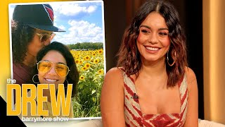 Vanessa Hudgens Gives Drew Dating Advice, Dishes on Walking in Rihanna's Savage X Fenty Fashion Show