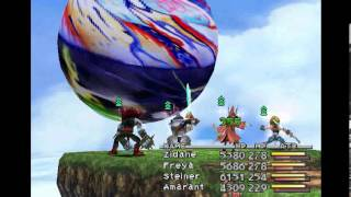 FFIX: Defeating Ozma in 1:09