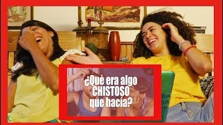 MAMÁ REACCIONA A VIDEO  PARODIA SOBRE NOSOTRAS | LIOSDELIA
