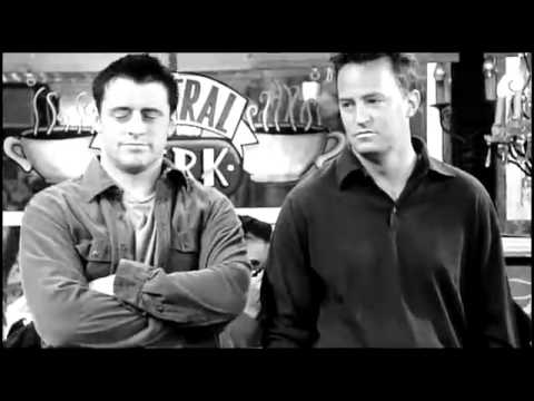 Best - Chandler and JOEY