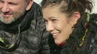 Mélanie Doutey rencontre Nyamsuren - Rendez-vous en terre inconnue