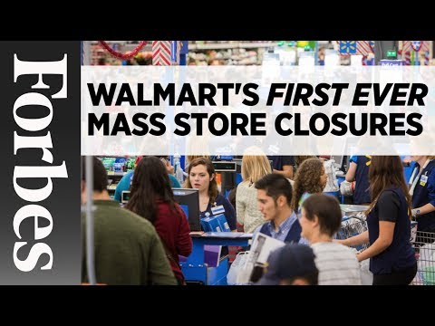 Walmart Shutters Hundreds Of Stores | Forbes