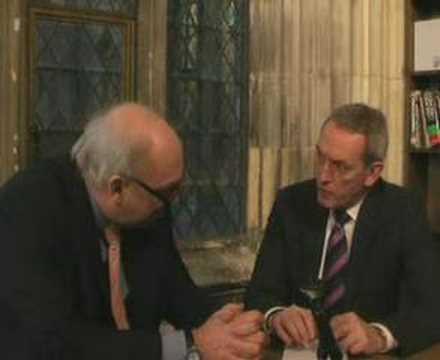 Derek Wyatt talks to John Hutton