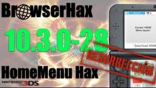Como Instalar Browserhax 10 3 y MenuHax
