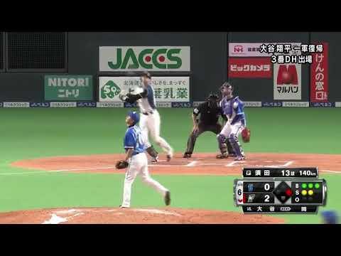 Japan Crazy Home Runs 2017