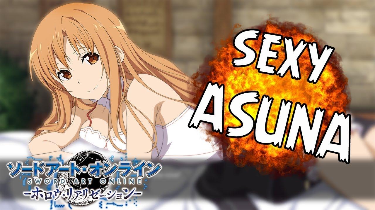 sword art online asuna hot