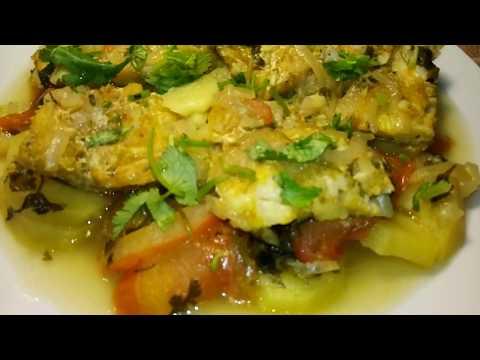 БУГЛАМА из рыбы ! Азербайджанская кухня !!!