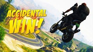Accidental Win - Airborne!