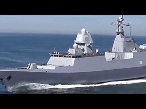 巴基斯坦确认购买054型护卫舰 Pakistan Navy visit Shanghai and General confirmed purchase of frigate type 054