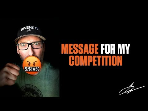 HOW TO HANDLE DIGITAL MARKETING AGENCY COMPETITION | Digital Agency Advice | SwenkToday #103