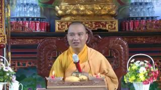 Khoá tu một ngày An Lạc ngày 01/04/2017 tại Đạo Tràng Chùa Bảo Quang, Đức Thích Đạo Thịnh
