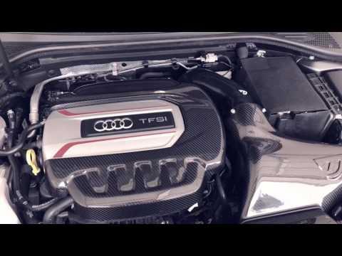 Carbon Fibre Engine Bay - Audi S3
