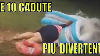 Le 10 CADUTE PIU' DIVERTENTI! PEPPA PIG SULL' ALTALENA