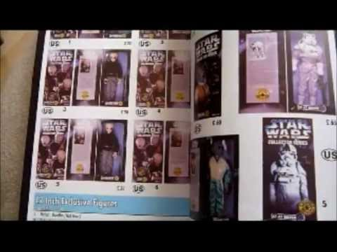 ALL MY STAR WARS PRICE/ COLLECTING GUIDE REVIEWS