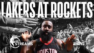 Hoop Streams: Previewing Lakers vs. Rockets | ESPN